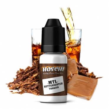 Hoschi – MTL BUTTERSCOTCH TOBACCO aroma